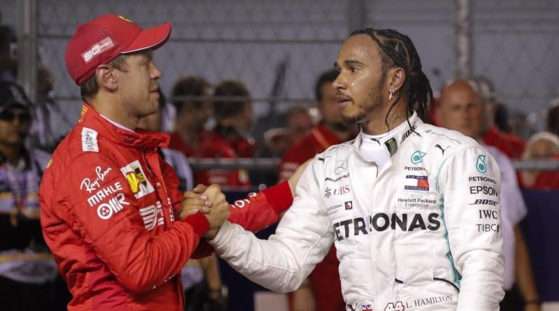 A legnagyobb világlapok is hozzák Hamilton és Vettel kritikáit