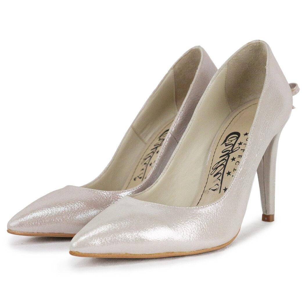 Pantofi Coryllus Sidefați