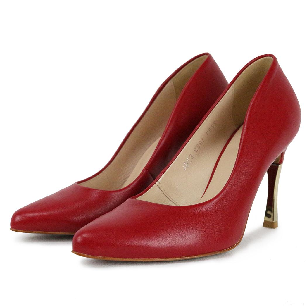 Pantofi Kordel Roșii