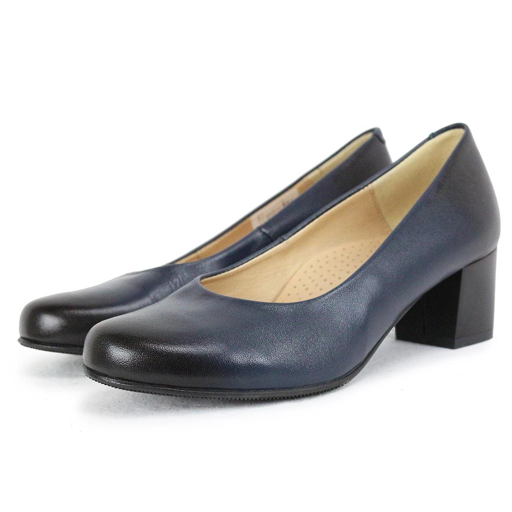 Pantofi Conhpol Bleumarin