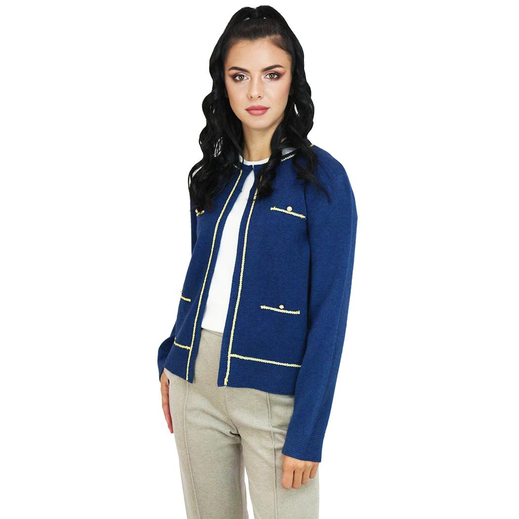 Jachetă Franco Ferri Bleumarin
