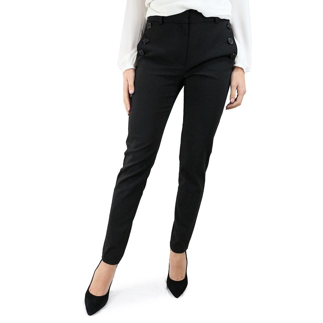 Pantaloni Caramel Negri