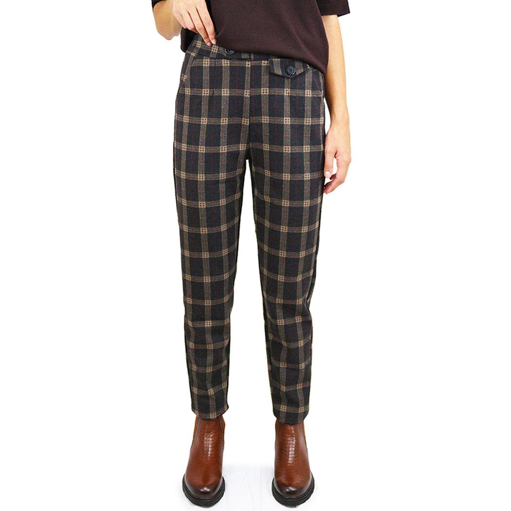 Pantaloni Franco Ferri Print Carouri