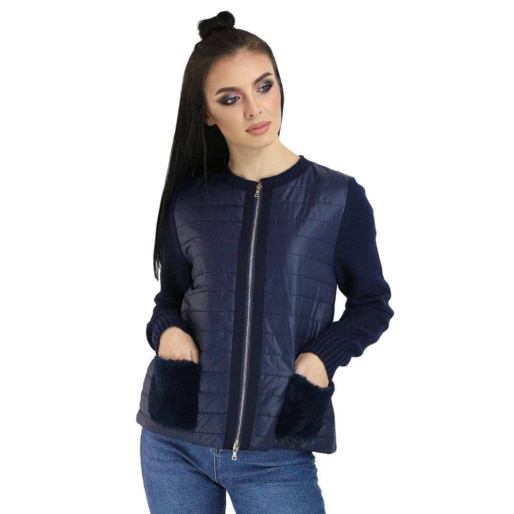 Jachetă Franco Ferri Gri