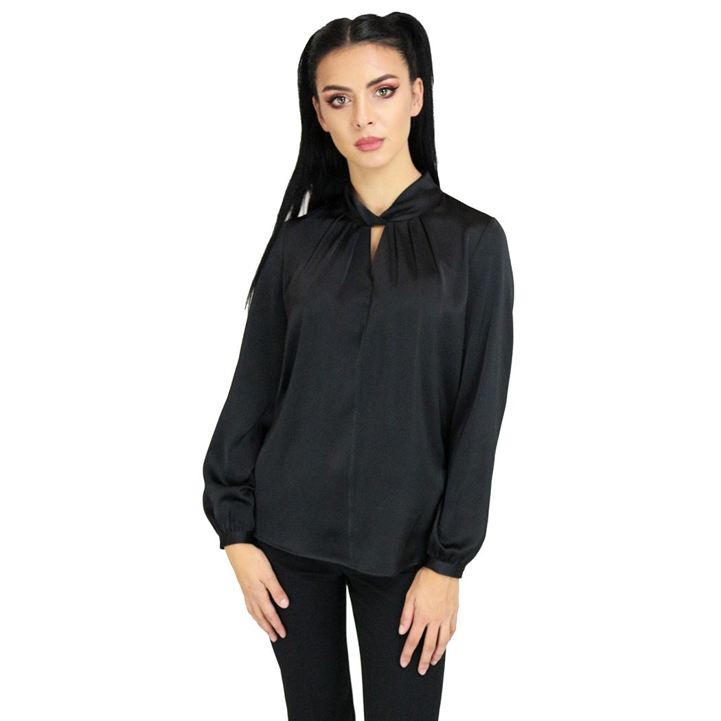 Bluză Caramel Neagră
