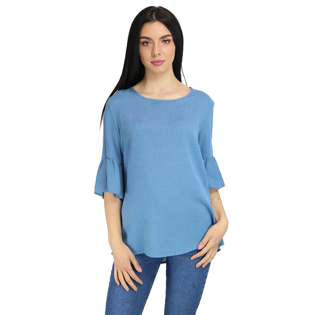 Bluză Franco Ferri Albastră