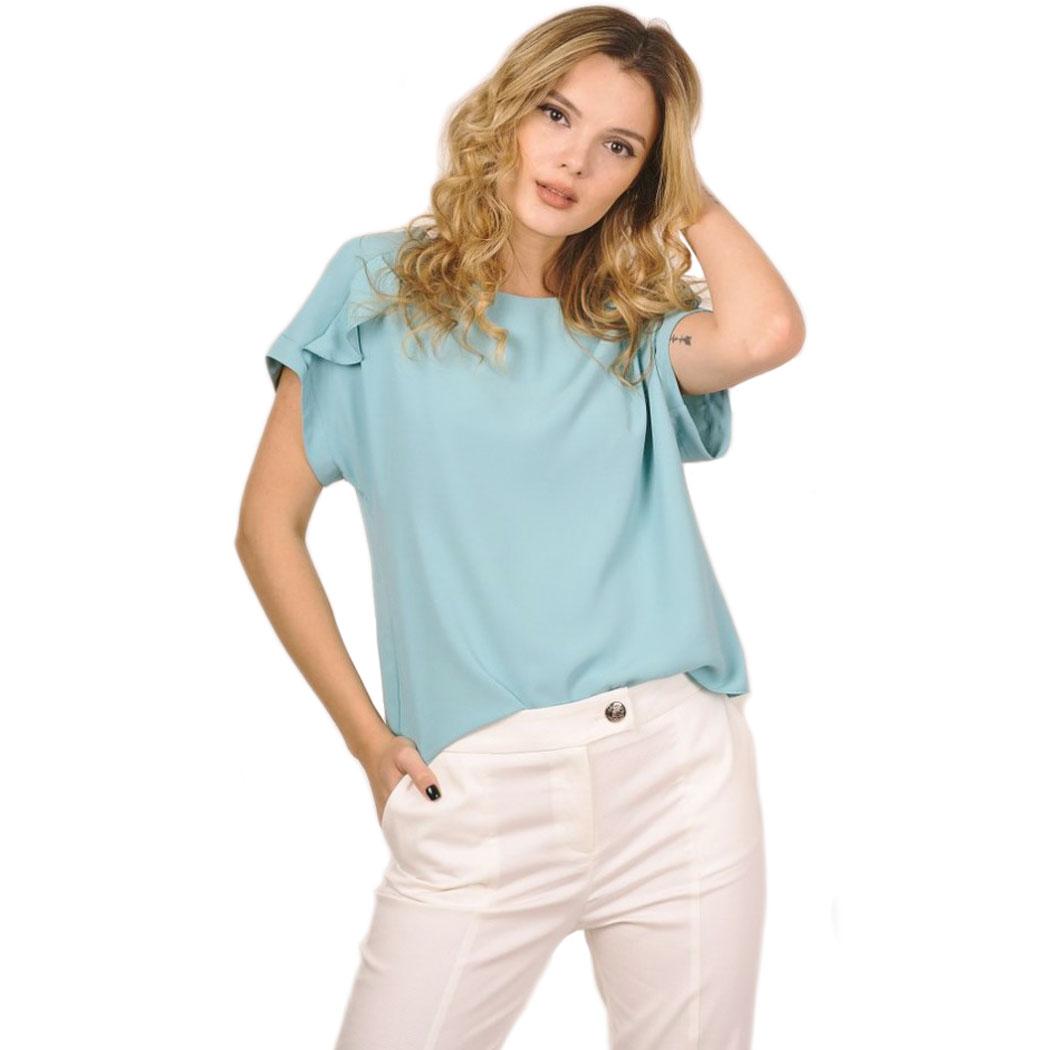 Bluză Hermosa Bleu