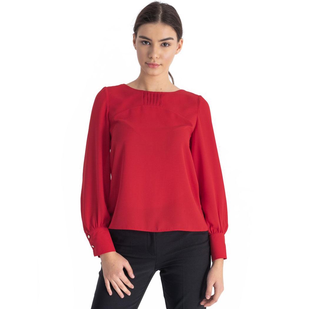Bluză Hermosa Roșie
