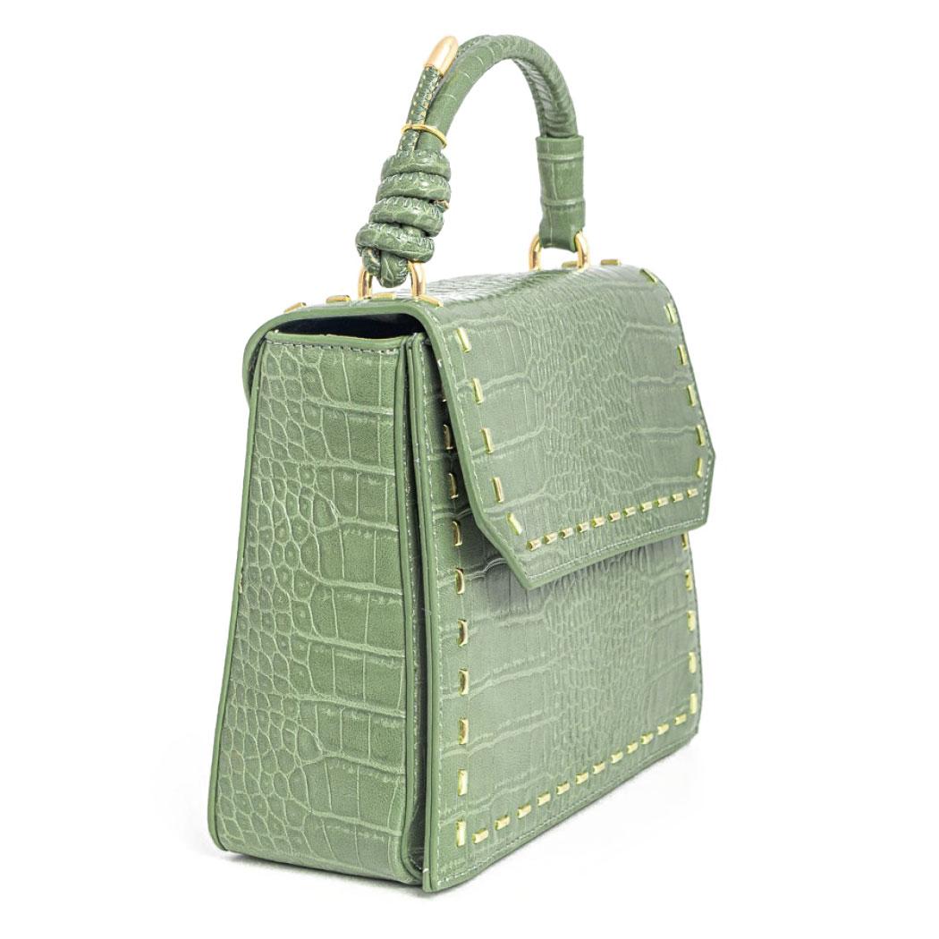 Geantă Hermosa Verde