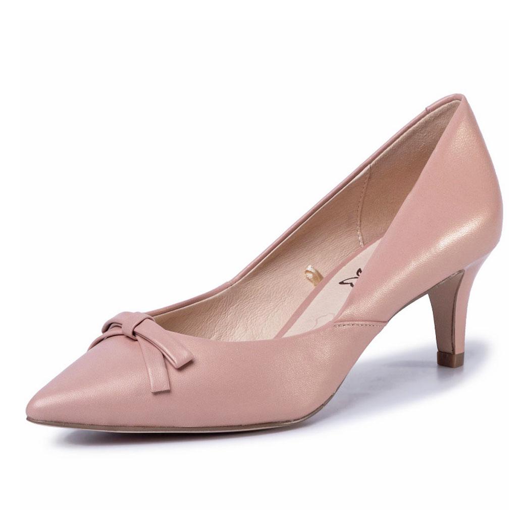 Pantofi Caprice Roz