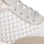 Pantofi Sport Caprice Crem/Alb