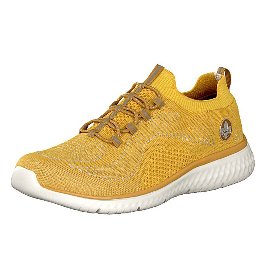 Pantofi Sport Rieker Galbeni