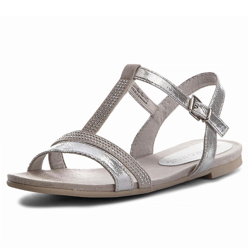 Sandale Marco Tozzi Argintii