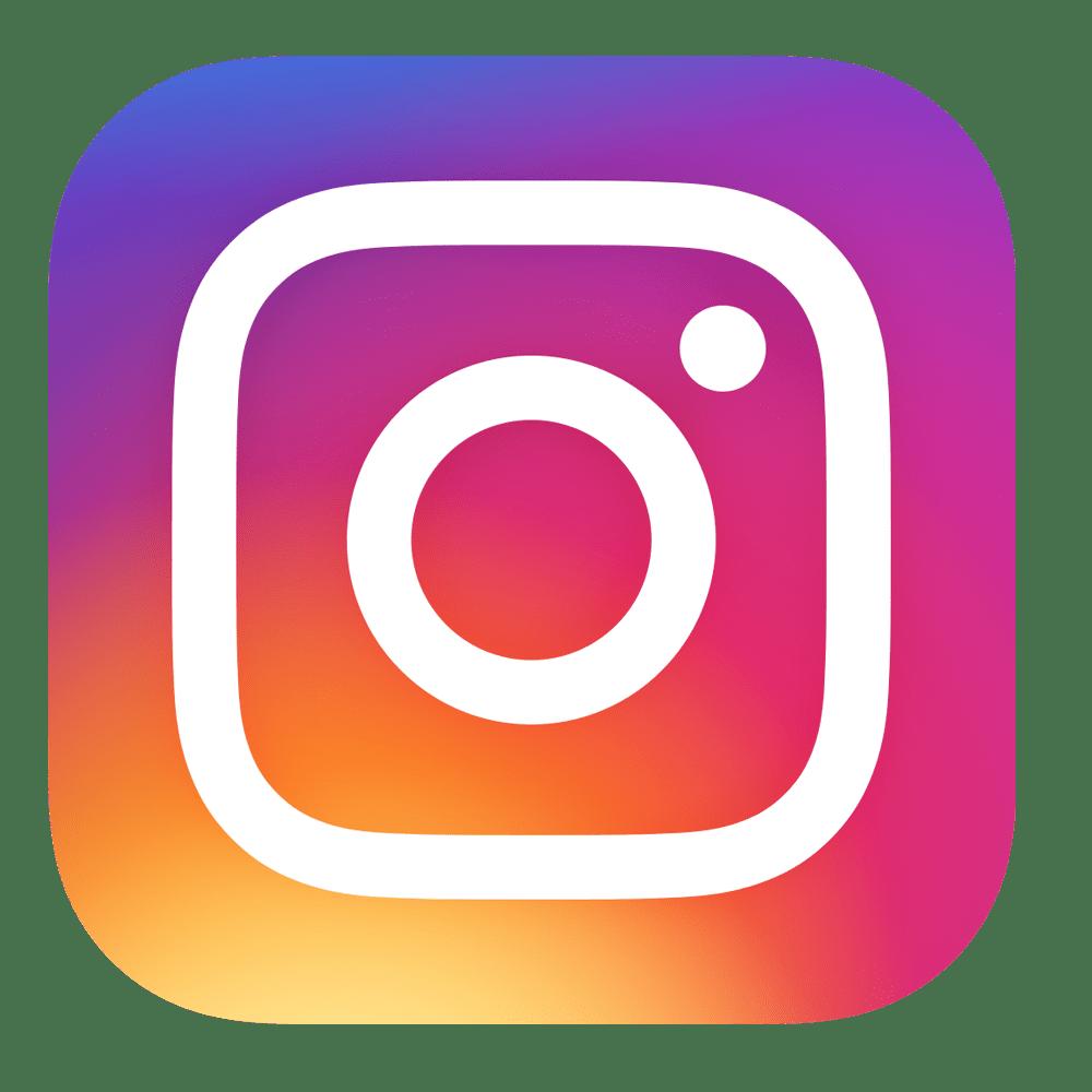 Online Social Media Marketing Instagram Logo Icon PNG