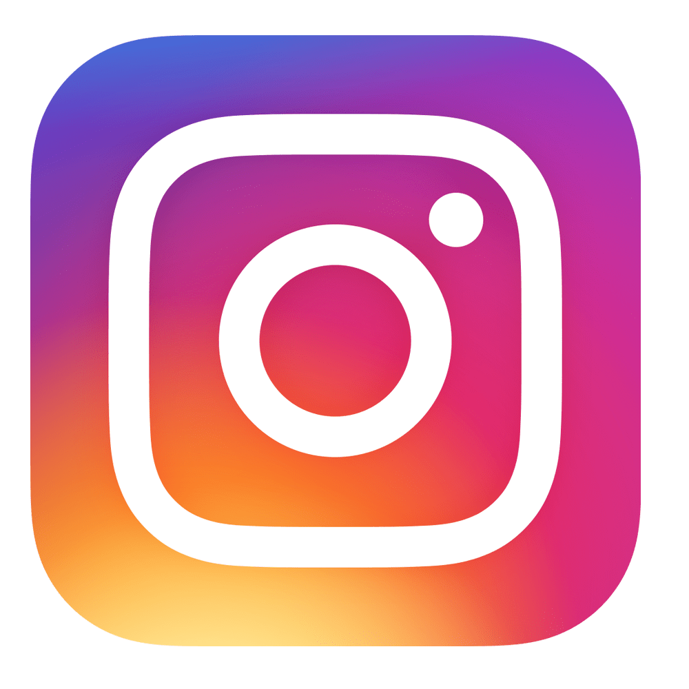 Online Social Media Marketing Instagram Logo Icon PNG