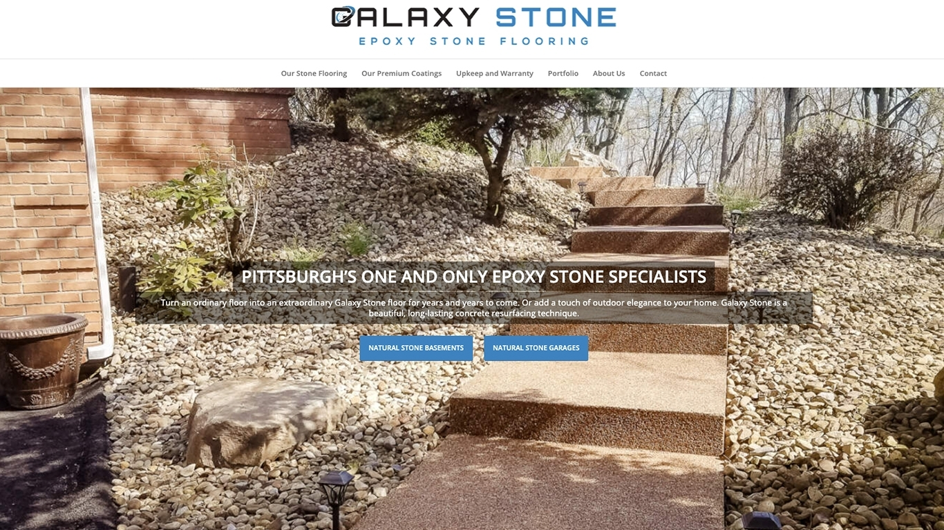 Galaxy Stone Epoxy Stone Flooring Reflex Website Design