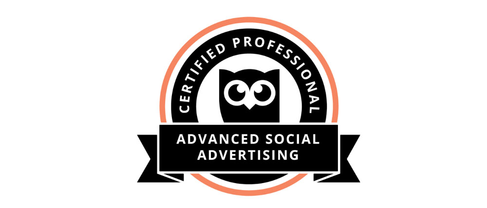 Reflex Brands - Pittsburgh Website Design and Digital Marketing Agency - Image hootsuite advanced social advertising certification