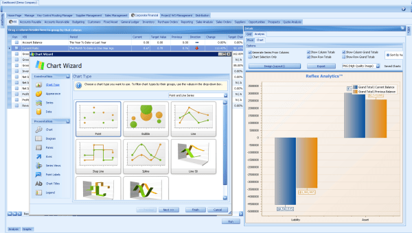 Reflex Analytics The importance of business intelligence to ERP strategy