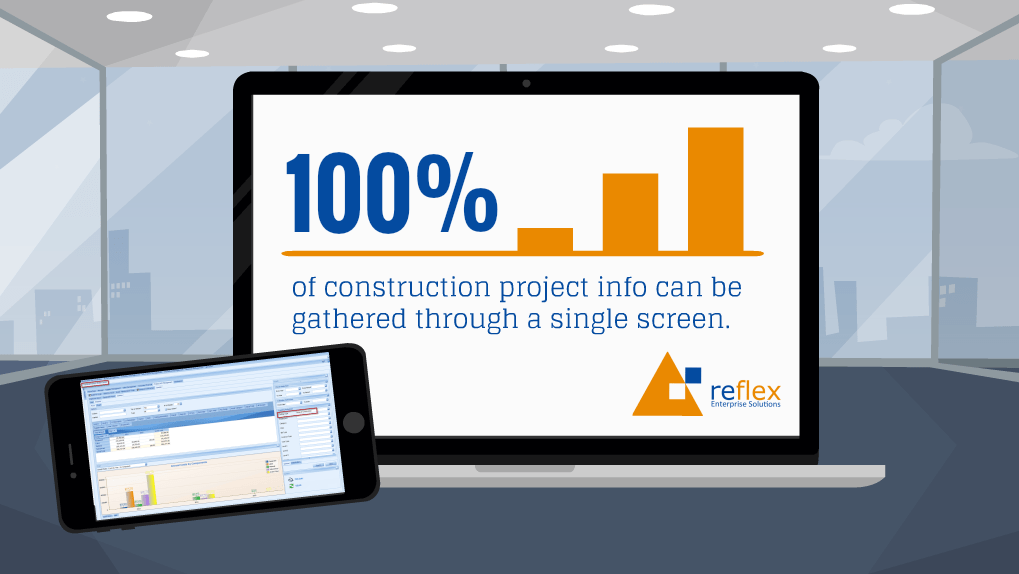 Construction Infograph Reflex Construction and Field Services
