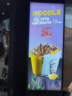 Reclama noodle