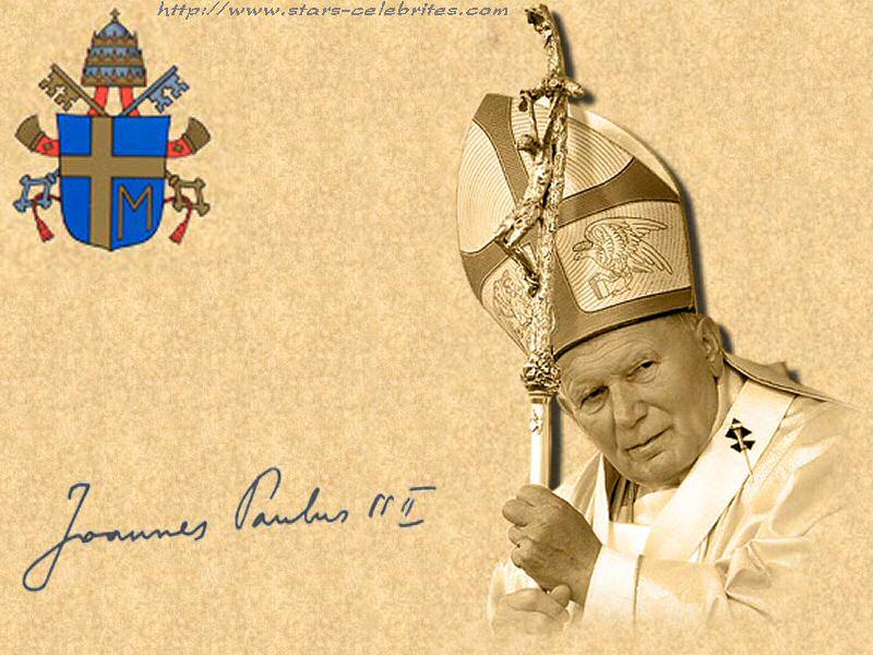 Résultats de recherche d'images pour «saint jean paul ii»