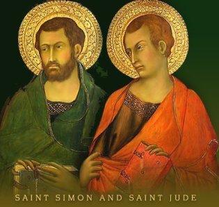Saint Simon and Saint Jude, Apostles