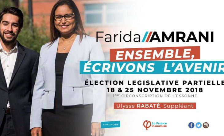 Image result for Farida Amrani affiche