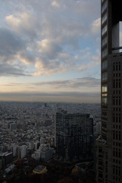 Tokyo : Shinjuku, la mairie
