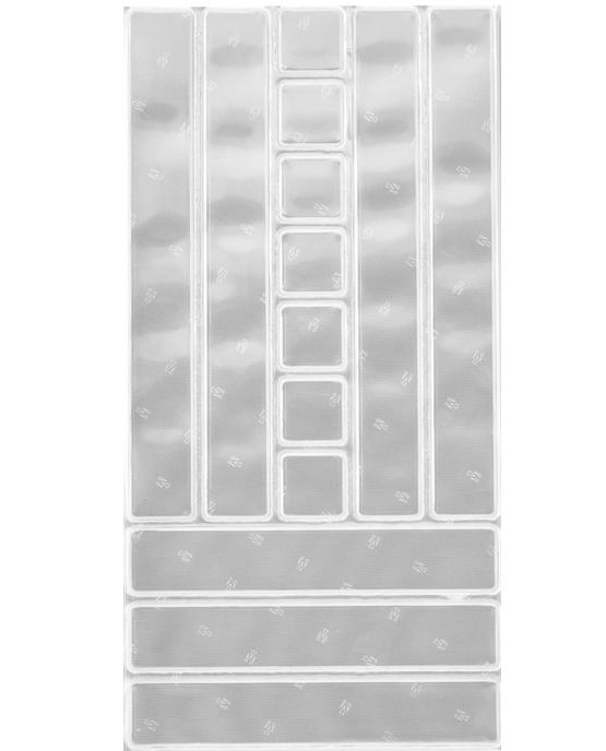 Strips White