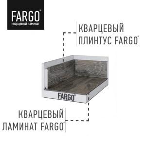 Кварцевый плинтус Fargo JC 18001-28 Дуб Старый