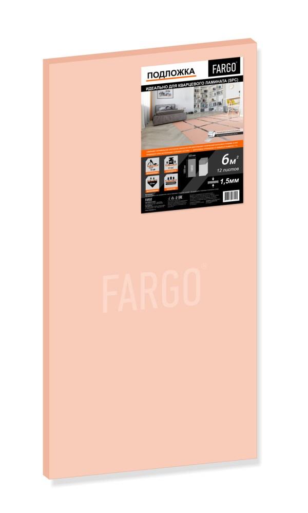 Подложка для кварцевого ламината Fargo SPC