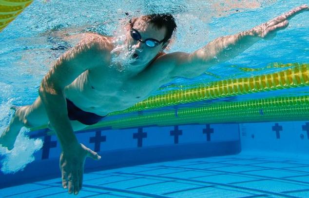 Úszom a boldogságban