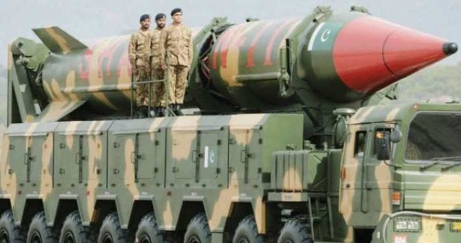 Pakistan Strongly  Experiment Ghaznavi Missile To Counter Indian Threat