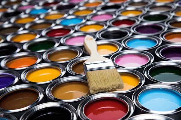 塗料の種類とは