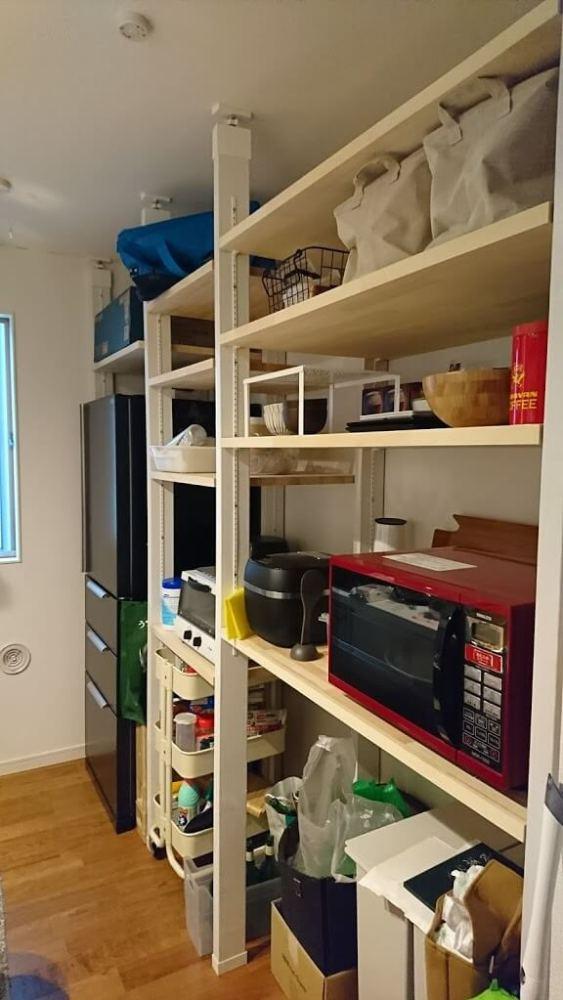 ボード diy キッチン 有孔ボード(ペグボード)DIY取り付け方法。壁に簡単収納!