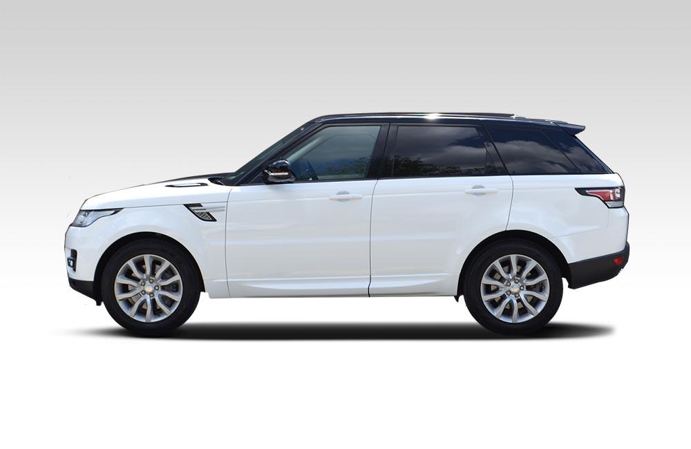 All Black Range Rover Sport