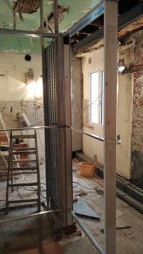 Casoneto puerta baño 70cm