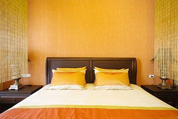 cama diseño de interiores