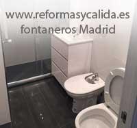 Fontanero barato Madrid