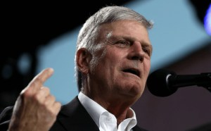 Facebook Apologizes to Franklin Graham for Banning His Page