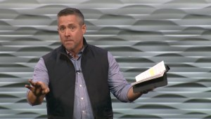 JD Greear Minimizes Homosexuality, Says Other Sins Are 'More Egregious' in God's Eyes
