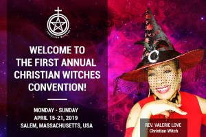 First Annual Christian Witches Convention Will Teach That Jesus was a Sorcerer and Alchemist
