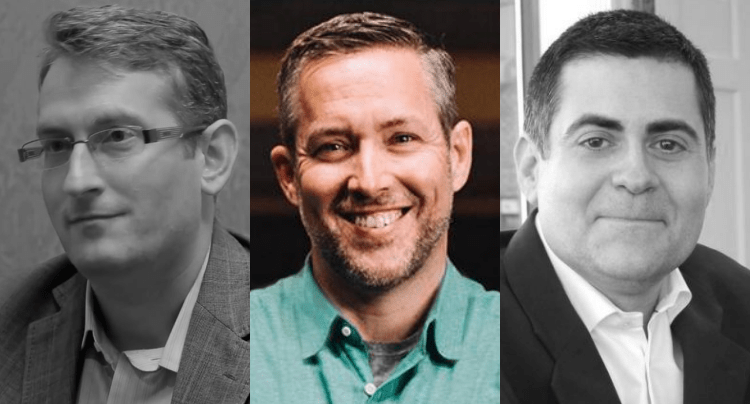 Sam Allberry, JD Greear, Russell Moore