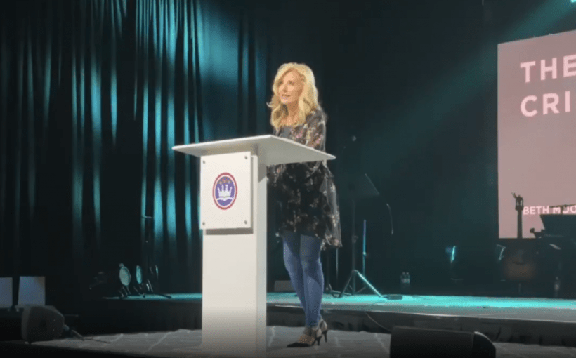 beth moore erlc caring well conference