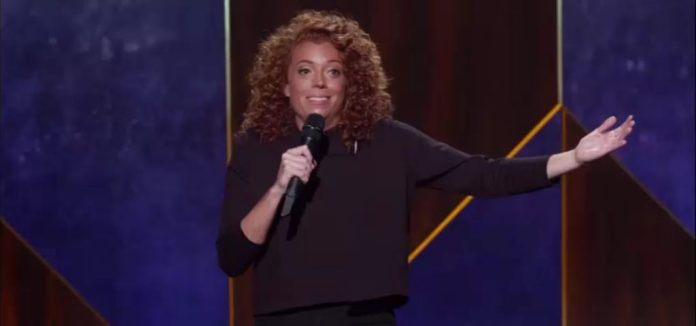 michelle wolf says abortion made her feel like god