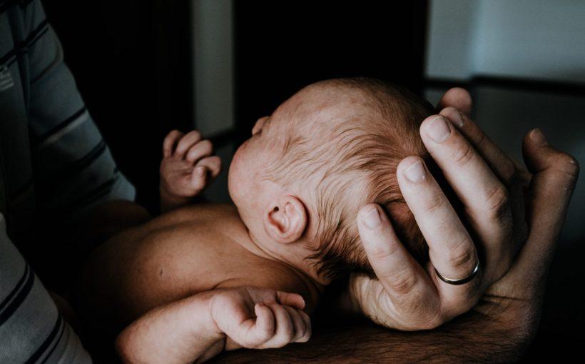 Newborn Baby - Photo by Kelly Sikkema