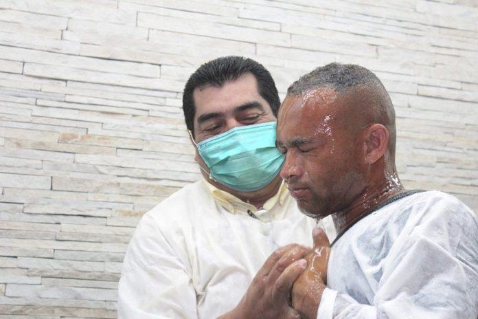 Baptism Mask