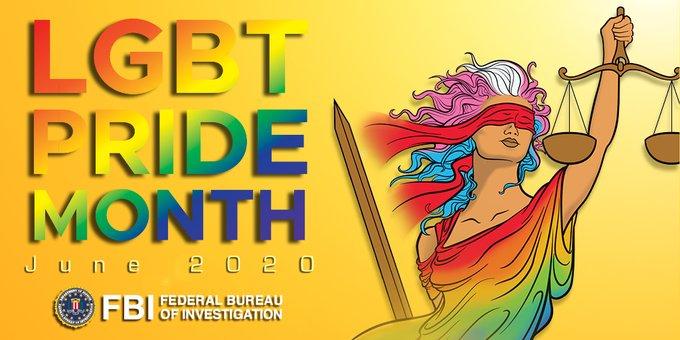 fbi gay pride