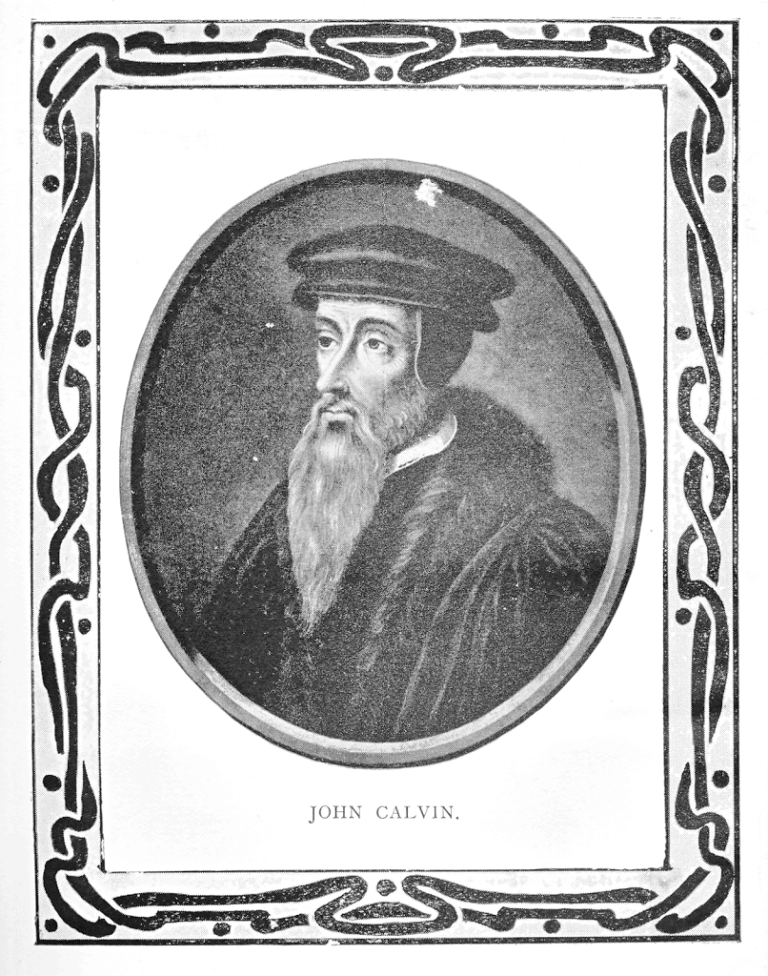 Williams Wileman's biography of John Calvin now on-line