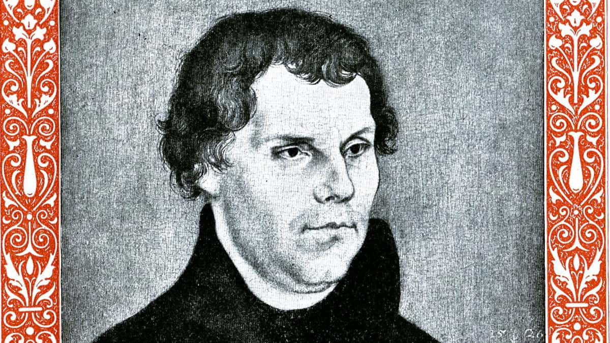 Martin Luther in 1526